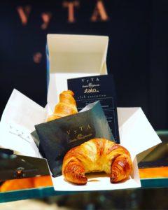Il nuovo box di Vyta per Italo