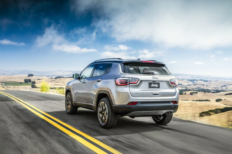 nuova jeep compass 2017 opening edition