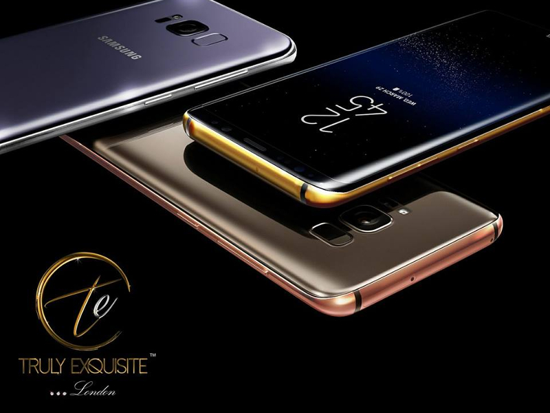 samsung galaxy s8 truly exquisite
