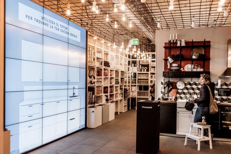 Ikea a roma il primo pop up store: negozio temporaneo dedicato alla