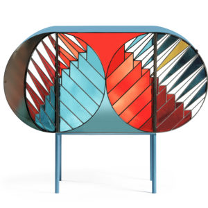 Credenza by Patricia Urquiola and Federico Pepe - Spazio Pontacc
