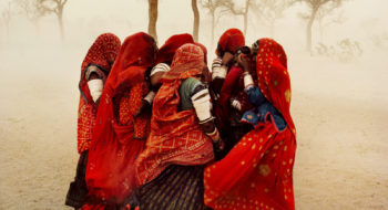 Rajasthan, India, 1983 © Steve McCurry