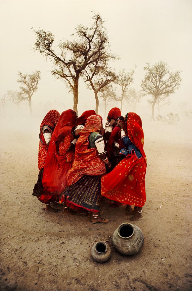 Rajasthan, India, 1983 © Steve McCurry