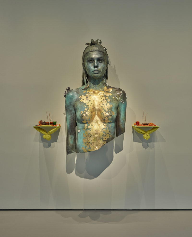 Damien Hirst, Aspect of Katie Ishtar ¥o-landi. Photographed by Prudence Cuming Associates © Damien Hirst and Science Ltd. All rights reserved, DACS/SIAE 2017