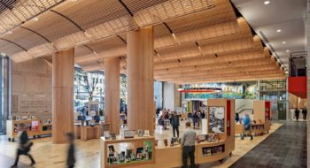 Credit: Robert Benson Photography - Boston Public Library, Central Library Renovation