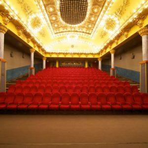 Puskin Art Cinema, Budapest, Ungheria