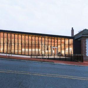 Credit: Naho Kubota - New York Public Library Stapleton Branch Renovation and Expansion