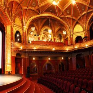 Urania National Film Theatre, Budapest, Ungheria