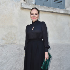 MILAN, ITALY - MAY 07:  Ornella Muti attends a 'Private view of 'TV 70: Francesco Vezzoli Guarda La Rai' at Fondazione Prada on May 7, 2017 in Milan, Italy.  (Photo by Jacopo Raule/Getty Images for Fondazione Prada)
