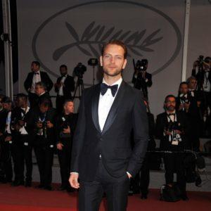 Alessandro Borghi in Gucci