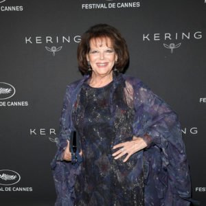 CANNES, FRANCE - MAY 21:  Claudia Cardinale attends the Women in Motion Awards Dinner at the 70th Cannes Film Festival at Place de la Castre on May 21, 2017 in Cannes, France.  (Photo by Venturelli/Getty Images for Kering)
