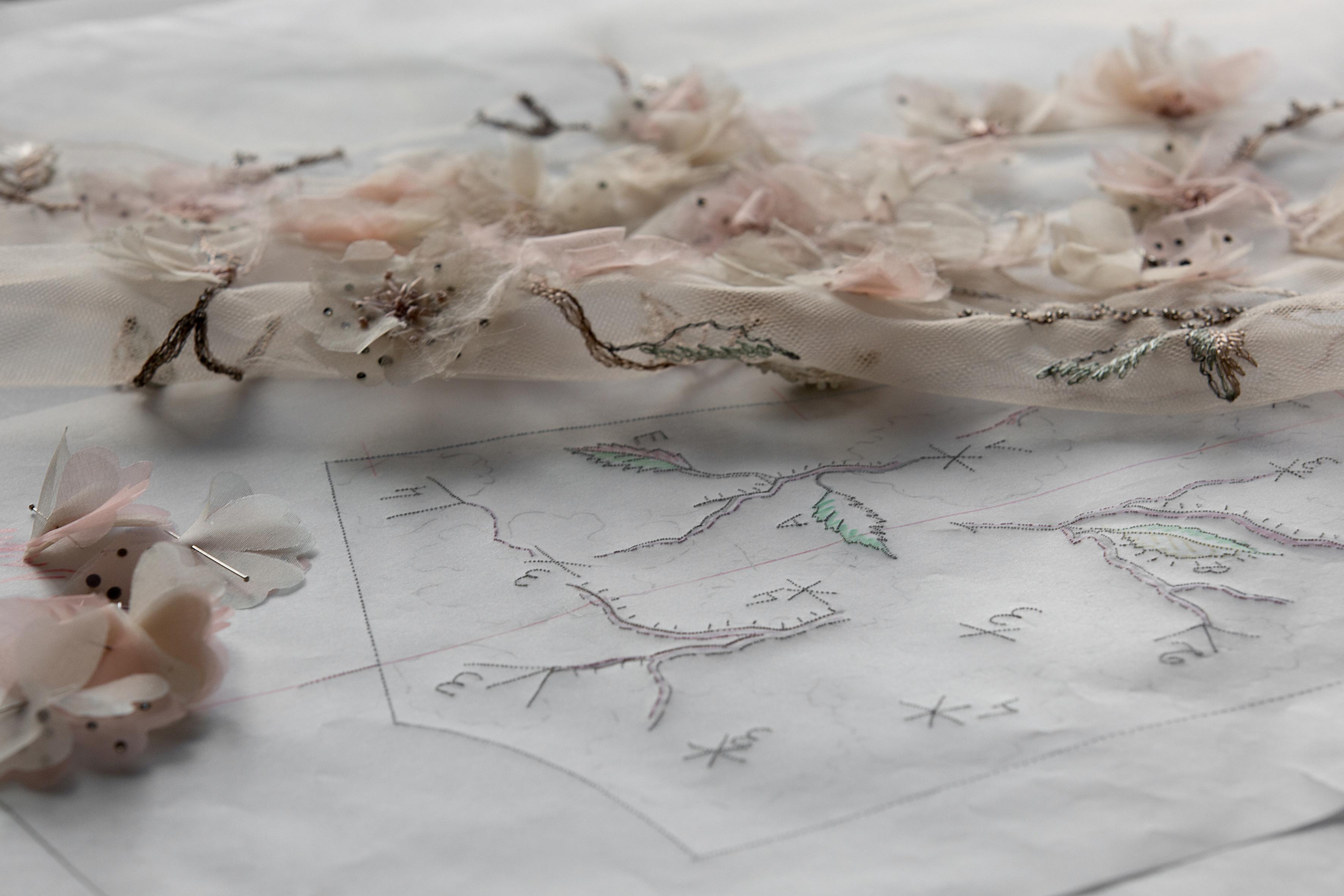 Dior presenta jardin japonais in anteprima le immagini for Le jardin japonais sophie walker