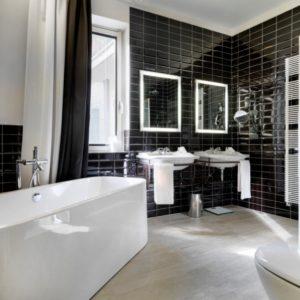 Il design dei bagni