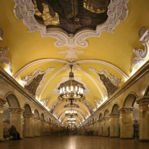 #5 St.Petesburg, Russia