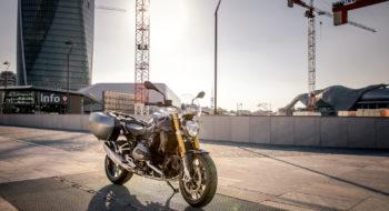 BMW 2017-04-11 R1200R BLACK