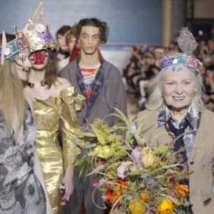 Vivienne Westwood - Lookbook autunno inverno 2017-2018