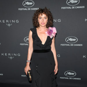 CANNES, FRANCE - MAY 21:  Valeria Golino attends the Women in Motion Awards Dinner at the 70th Cannes Film Festival at Place de la Castre on May 21, 2017 in Cannes, France.  (Photo by Venturelli/Getty Images for Kering)