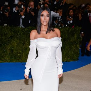 Kim Kardashian West in Vivienne Westwood Couture