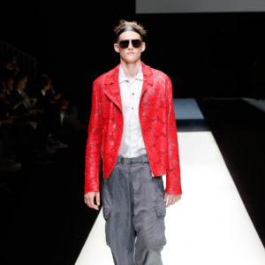 Emporio Armani Menswear - SS18