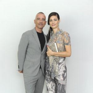 Eros Ramazzotti e Marica Pellegrinelli by SGP