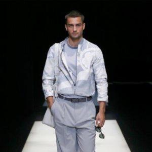 Giorgio Armani Menswear - SS18