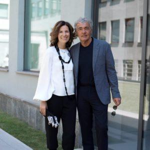Roberta Armani e Massimo Giletti by SGP