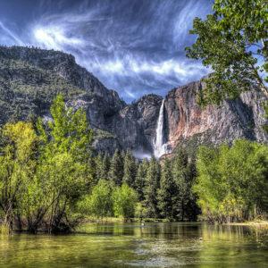 Yosemite Valley, USA - Credit: Conrad Casper