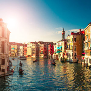 Venezia, Italia - Credit: Constantin Gololobov