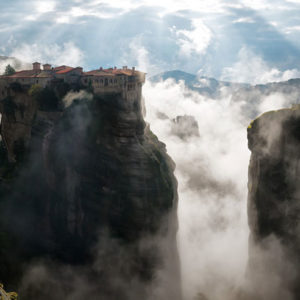 Meteora, Grecia - Credit: Darby Sawchuk