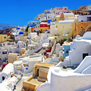 Santorini, Grecia - Credit: paowmagazine.com