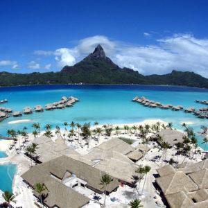 Bora Bora, Polinesia francese - Credit: Pierre Lesage