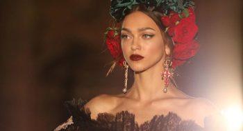 Palermo caput mundi grazie a Dolce   Gabbana  evocazione di agrumi, storia  e lusso (foto) a0179e6ca8