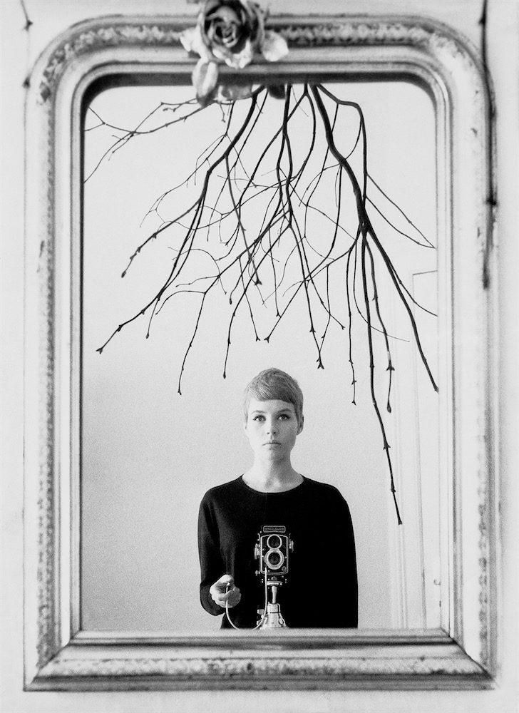 Astrid Kirchherr, Autoritratto, 1960