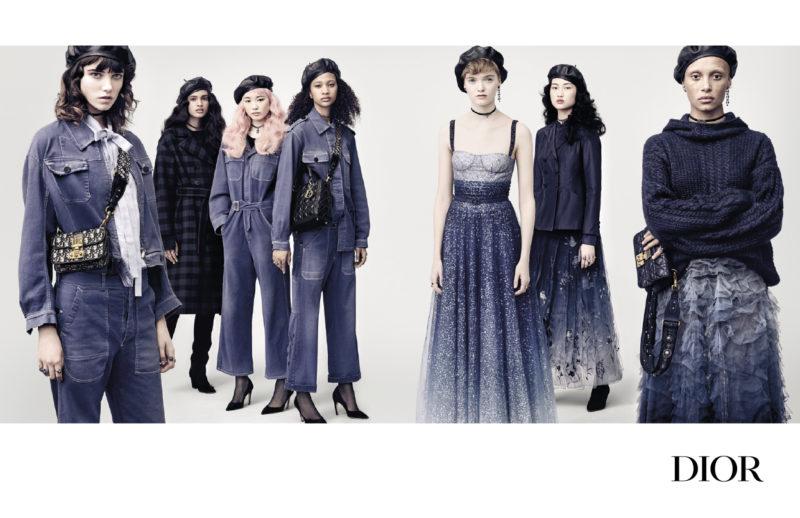 2af4605f2e8e Tendenze moda autunno inverno 2017 2018  il fashion film Dior svela la  nuova collezione
