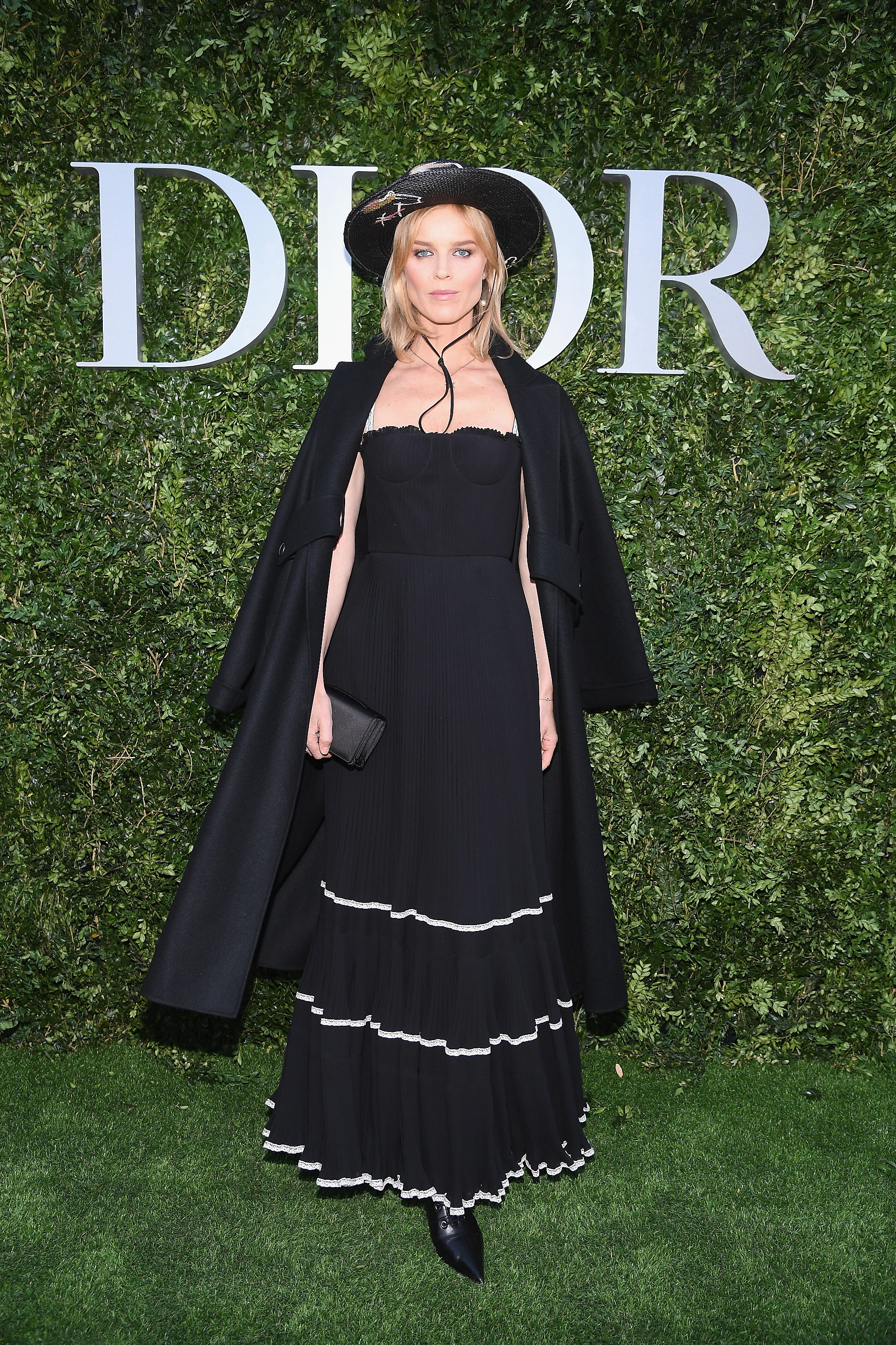 PARIS, FRANCE - JULY 03:  Eva Herzigova attends 'Christian Dior, couturier du reve' Exhibition Launch celebrating 70 years of creation  at Musee Des Arts Decoratifs on July 3, 2017 in Paris, France.  (Photo by Pascal Le Segretain/Getty Images for Christian Dior) *** Local Caption *** Eva Herzigova