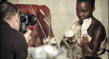 Lupita Nyong'o(Pirelli)