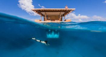 Hotel galleggiante - Zanzibar