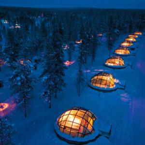 Hotel Kakslauttanen - Finlandia