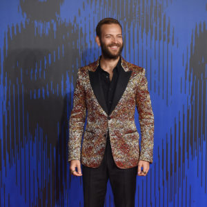 VENICE, ITALY - SEPTEMBER 02:  Alessandro Borghi attends the 'Suburra The Series' premiere during the 74th Venice Film Festival on September 2, 2017 in Venice, Italy.  (Photo by Stefania D'Alessandro/WireImage)