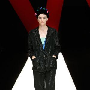 Giorgio Armani Womenswear SS18