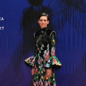 Sara Serraiocco in Gucci - Credits: Picwant