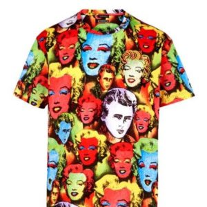 Versace Tribute T-Shirt - Pop Art
