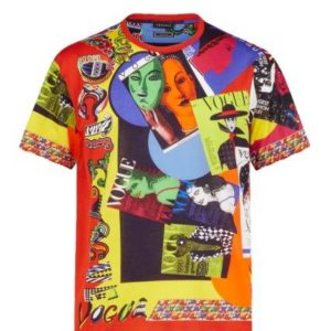 Versace Tribute T-Shirt - Vogue