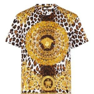 Versace Tribute T-Shirt - Wild Baroque