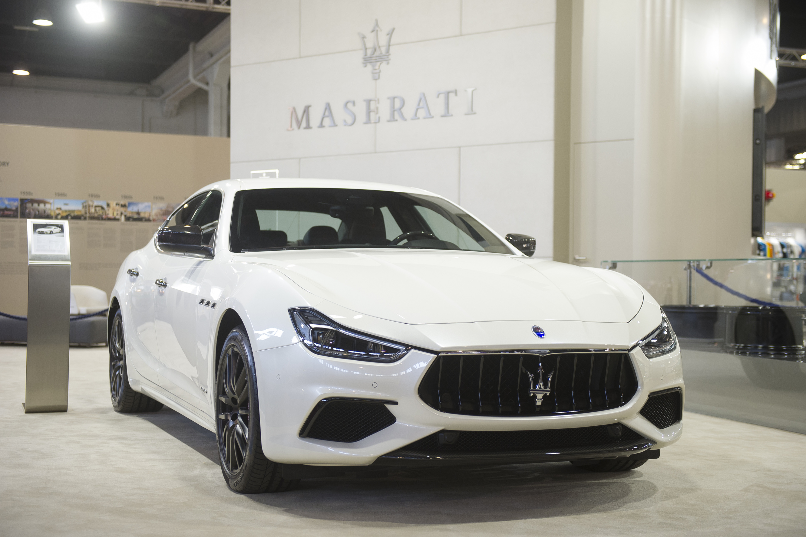 Photo Credits: Courtesy of Press Office Maserati