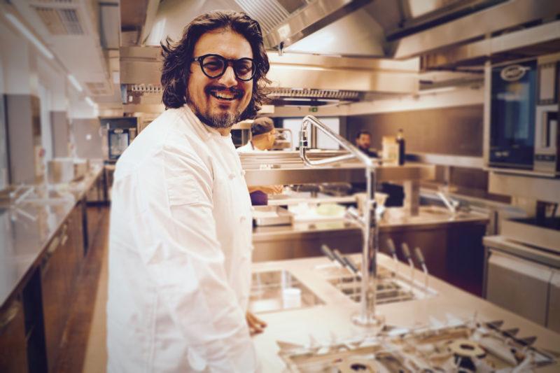 Alessandro borghese nuovo ristorante a milano ecco ab for Borghese ristorante milano
