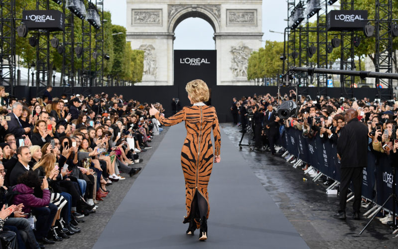 Jane Fonda - Photo by Pascal Le Segretain/Getty Images for L'Oreal Paris