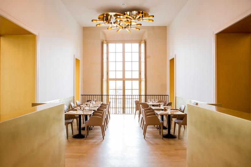 ORE - Una panoramica del ristorante © Pierre Monetta