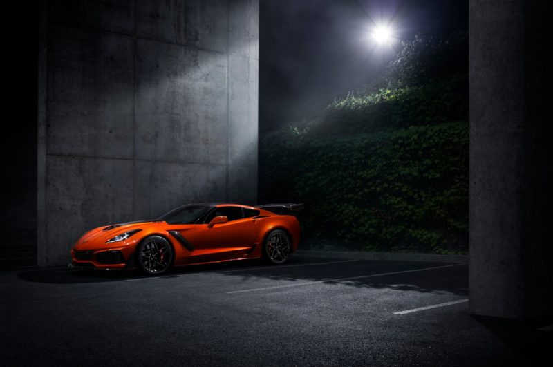 The fastest, most powerful production Corvette ever – the 755-horsepower 2019 ZR1 - Chevrolet Press Office