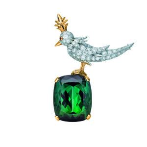 Spilla Tiffany&Co - Courtesy of Grazia Lotti R.P.